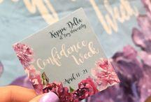 Confidence Week