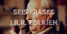 J. R. R. Tolkien / Frases de J. R. R. Tolkien