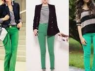 use ou doe / USAR ou DOAR! Por que comprei uma calça verde? Buscando inspiração para aproveitar as roupas que tenho e não consigo usar, diminuindo o consumo, ou, se não for possível, desapegar e doar, certamente outra pessoa saberá fazer uso da peça.