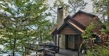 Michael's Big Woods Chalet / This stunning lakefront chalet in Lake Wallenpaupack, PA is perfect for your family vacation! Book with Cindy Cepko at 570-878-0399!