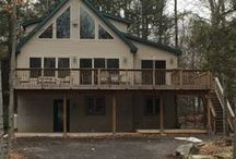 Wallenpaupack Drive Chalet / Book this vacation rental by calling Cindy at 570-878-0399!