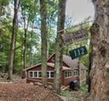 Big Woods Cabin / Book this house by calling Cindy Cepko at 570-878-0399!