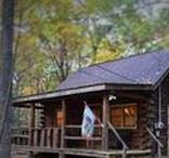 Masthope Log Cabin / Book this vacation rental by calling Cindy at 570-878-0399!
