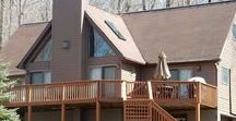 Laurel Lane Chalet / Book this vacation rental by calling Cindy at 570-878-0399!