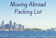 Move and study abroad / Moving to another country can really start stressing you out, as you don't know what to expect. I am here to help, as I will document my whole process of getting into a Uni, moving abroad and what comes after I got there.