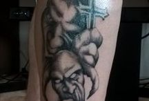 tattoo, art, airbrush