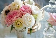 Flower Ideas / by Jennifer McMacken
