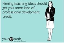 Teacher Stuff