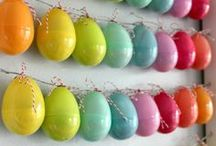Easter / Ideas for Easter--decorations, treats, and crafts.  / by Lara  {Overstuffed}