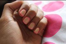Nails!! / by Jenny Singh