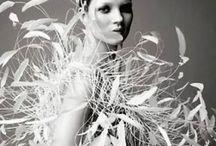 Fashion Files / Editorials, Street-style, HMUA, Runway