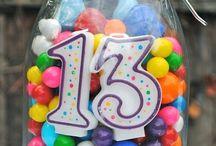 Birthday Ideas / by Dana Brown