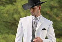Groom & Men Wedding Attire & Hair / Hairstyle and Wedding Attire possibilities for the Groom-to-be