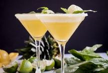 BEVERAGES / Beverages of all kinds from teas to punch to alcoholic drinks / by Kristie k