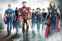 Avengers / by Katie Jonas