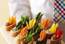 Finger food fantasy's / by Stephanie Wing