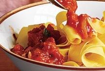 Pasta / Pasta sauce  / by Dana Brown