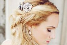 Wedding Hair Accessories / by Destination Weddings Travel Group