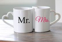 Bride & Groom Gift Ideas / by DestinationWeddings.com