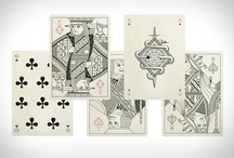 Decks of Playing Cards / I'm an amateur magician. I collect playing cards. This board will have interesting and lovely decks of cards that I either own or wish to own.