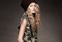 Army/Camouflage moodboard / by Claire Wallman