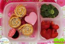 Bento/school lunches / by Dana Brown