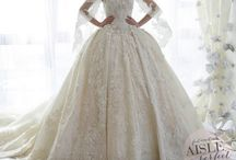Wedding Dresses / by Ivy Gill