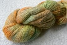 4-ply / Sock / Fingering Yarns
