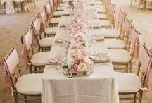 Tablescape Inspiration / #tablescape #inspiration / by DestinationWeddings.com