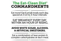 Clean Eats / http://thecleancolbie.blogspot.com / by Brittany A.
