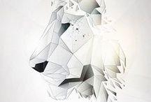 Geometric & Polygonal