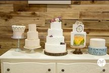 Wedding Cakes / Choosing a cake that is both beautiful and tasty is more than a dream, it is possible...