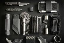 EDC / Everyday Carry, or EDC, generally refers to small items or gadgets worn, carried, or made available in pockets, holsters, or bags on a daily basis to manage common tasks or for use in unexpected situations or emergencies. In a broader sense, it is a lifestyle, discipline, or philosophy of preparedness.