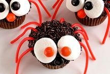 Halloween Treats / No TRICKS, Just TREATS: Yummy and Adorable Halloween Treats / by Lara  {Overstuffed}