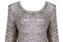 Nutty For Knitwear / See our latest collection to hit Pussycat. Our new in Jumper and Cardigan collection. Expect, eyelash, crochet lace, metallic, tinsel mix, keyhole bow and aztec prints.