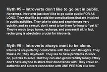 introvert / all about introverts