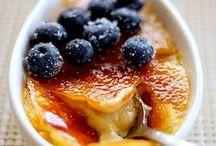 baking | puddings & custard