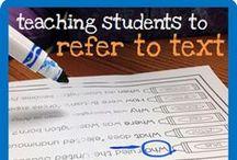 Teaching Reading: Informational