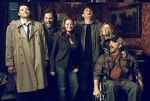Supernatural / Supernatural. Sherlock. Dr Who