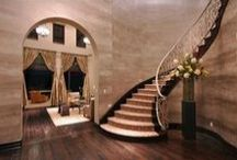 inspire: Stunning Staircases / Beautiful staircases from our luxury listings.