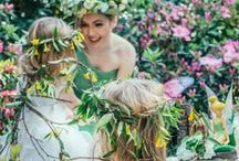Woodland Themed Wedding / Woodland theme is really all the rage right now. Check out some fantastic ideas for your wedding decor and accessories.