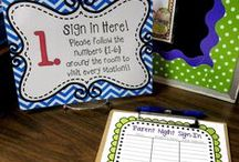 Teaching: Mrs. Cain's Creations / A board for shameless self-promotion of my TPT store and blog :)