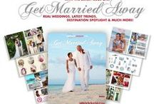 Get Married Away Winter 2014 / Explore, adore and get inspired by our Winter issue of Get Married Away. #destinationwedding #realwedding #inspiration