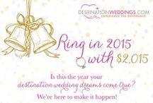 Destination Wedding Offers / Take advantage of our exclusive destination wedding offers and let us help plan your perfect romantic celebration.  / by DestinationWeddings.com