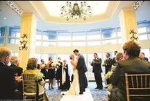 Wharf Room at Boston Harbor Hotel / Boston Weddings, Waterfront Weddings, Luxury Weddings, Wharf Room Weddings