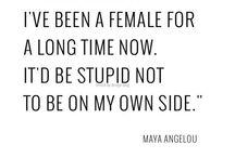 Feminism. / by Brooke Toluba