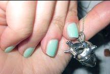 Nail polish/Jewelery / by Cecilia Pinto