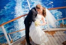 Cruise Weddings / by Destination Weddings Travel Group
