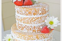 Wedding Cake / by Ivy Gill