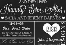 Wedding Signs / by Ivy Gill